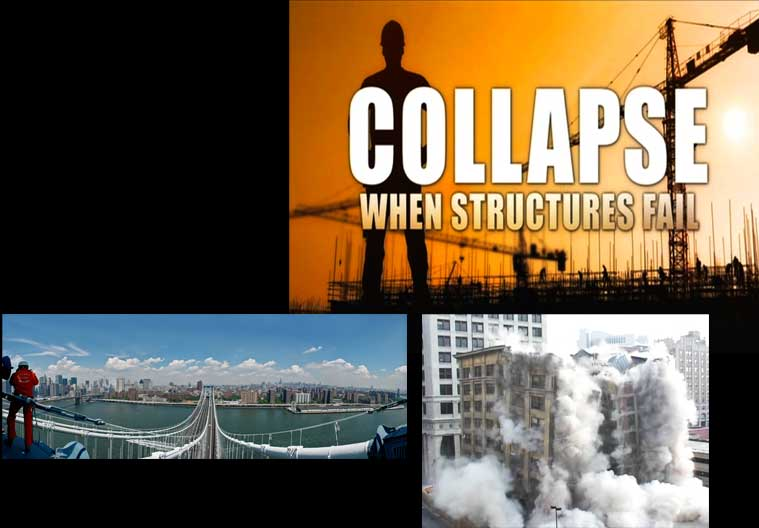 Collapse: When structures fail